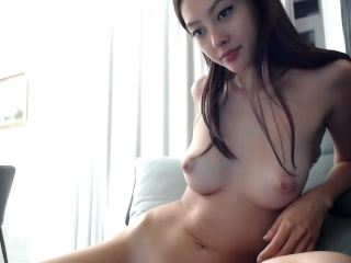 Hot and Horny Asian Teen Playing With Her Tight Pussy Live on Cam
