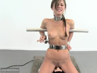 CAPRICE CHAINED ON THE SYBIAN