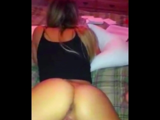 Homemade Amateur PAWG Blonde Girlfriend Riding Slowly POV HOT