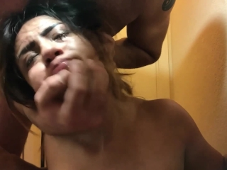 Crying Whores Choked Slapped Spit On Compilation