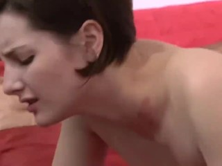 Drunk Step Dad Fucking His Nasty Stepdaughter